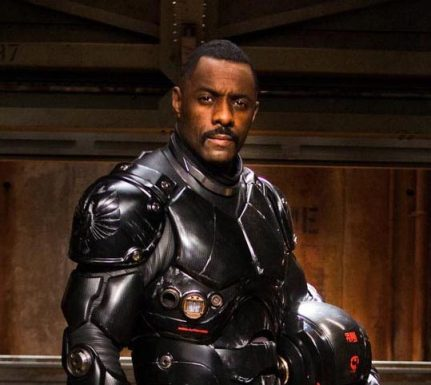 Idris Elba can take me anywhere he wants