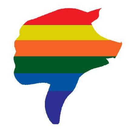 PDAF protest a la LGBT