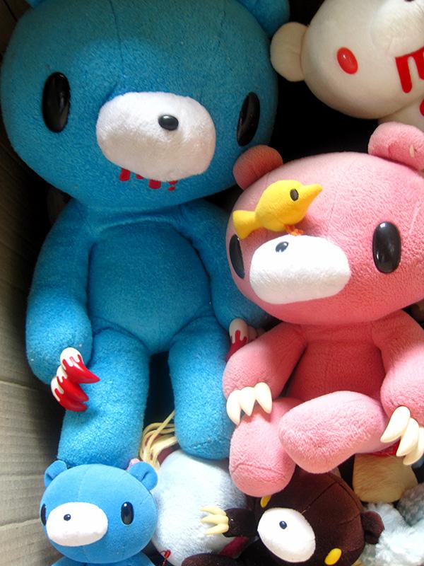 my Gloomy Bears collection
