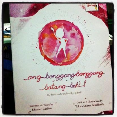 Ang Bonggang-Bonggang Batang Beki by Rhandee Garlitos