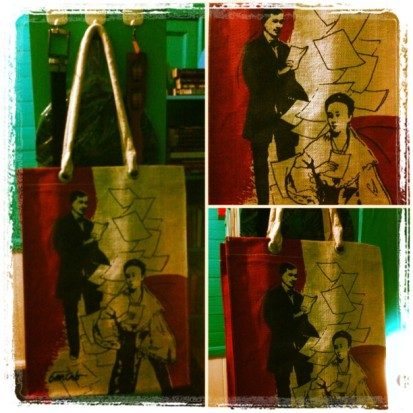 Leonor Rivera bag from Tahanan Books