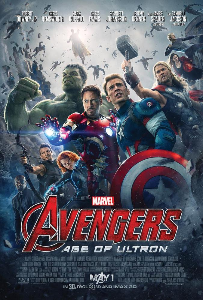 10 things I love about Avengers: Age of Ultron