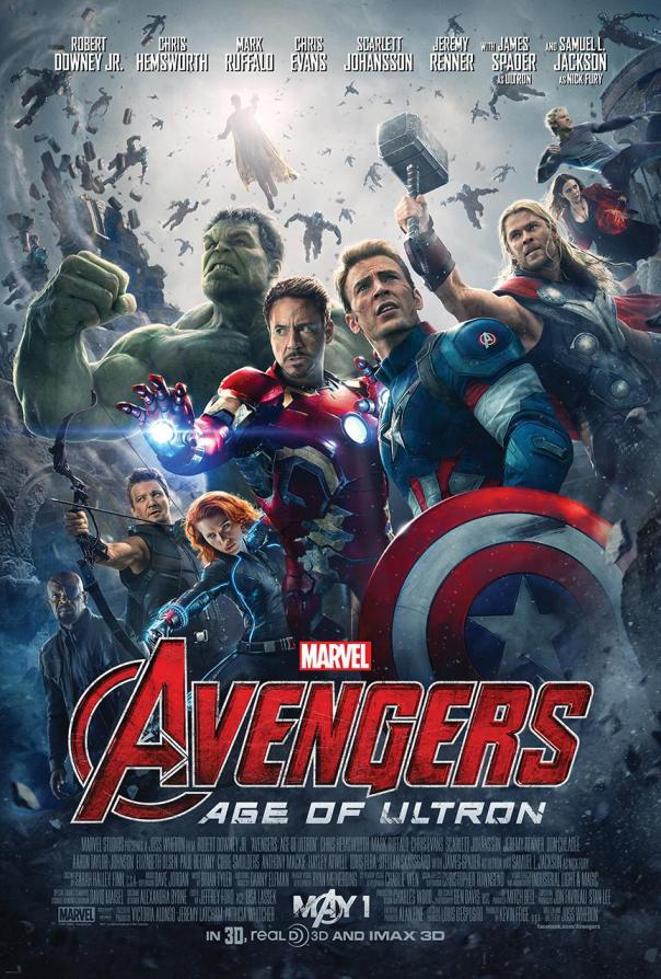 Poster_Avengers Age of Ultron