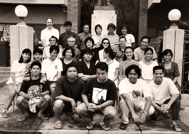 The 1996 Dumaguete Workshop Fellows & Panelists